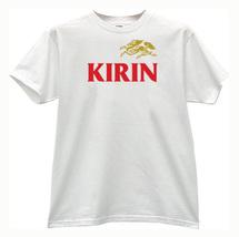 KIRIN Brewery Company Beer T-shirt - $17.99+