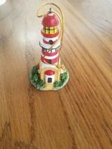 Lighthouse Christmas Ornament no box - $35.52