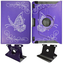 Silver Butterfly Purple For Amazon Kindle Fire ... - $16.98