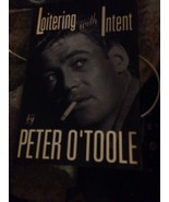 """Peter O'Toole-""""Lloitering with Intent"""" Autographed I was present at signing - $75.00"""