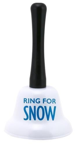 Ring For Snow Handle Bell [Toy]