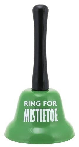 Ring For Mistletoe Handle Bell [Toy]