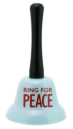 Ring For Peace Handle Bell [Toy]