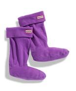 HUNTER Women's BOOT SOCKS Neon Purple For your ... - $49.47