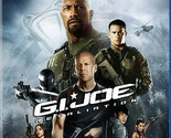 G.I. Joe: Retaliation (Blu-ray/DVD, 2013, 2-Disc Set, Includes Digital Copy New