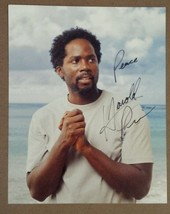 Harold Perrineau Hand Signed 8x10 Photo COA PROOF Lost Constantine - $49.99