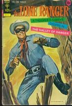 THE LONE RANGER #17 Gold Key Comics G/VG - $9.89
