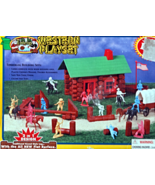 Western Playser by Timberlogs - $9.75