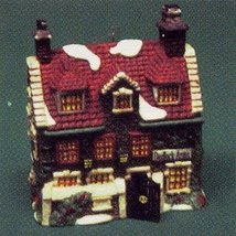 Department 56 'Dedlock Arms' Collectors Edition Retired Ornament - $9.88