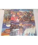 Time Life The Rock 'n' Roll Era  Vinyl 1956, 1957, 1958, 1961, 1962, 1963 - $128.69