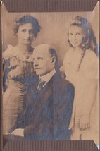 Myrtle, Ernest, Millicent Laubenheimer Cabinet Photo #2 NYC, New York - $17.50