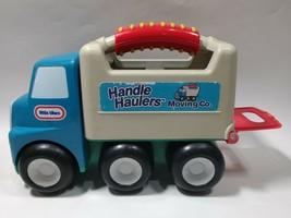 Little Tikes Handle Hauler Moving Co. Sonny Semi Truck Toy - $12.86