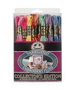 DMC Variegated Floss Collector's Edition Floss Pack 36 skeins 100% cotto... - $25.20