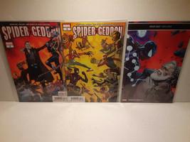 SPIDER-GEDDON #2, 3, 5 - STAN LEE VARIANT - MARVEL - FREE SHIPPING! - $18.70