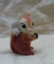 Vintage Decorative Squirrel Figurine // Squirre... - $13.00