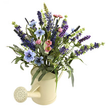 Lavender Arrangement w/Watering Can Holiday - $47.99