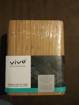 Vivo Villeroy & Boch Group Kitchen Storage Knifeblock 7 Knives Slots Sol... - $52.62 CAD