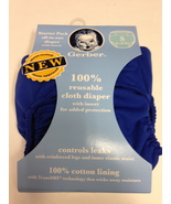 Gerber All-in-One Reusable Diaper with Insert Starter Set, Blue, Small - $7.99