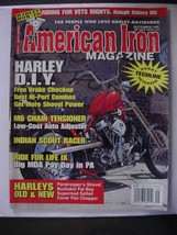 American Iron Magazine September 1996 - $5.99