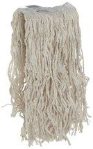 Rubbermaid Commercial FGV11600WH00 Economy Cut-End Cotton Wet Mop Head, ... - $5.99