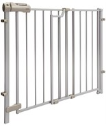 Evenflo Secure Step Top of Stairs Gate, Taupe - 4233052 - $100.61