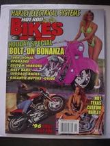 Hot Rod Bikes January 1996 - $5.99