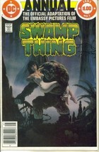 Swamp Thing Annual #1 (Official Movie Adaptation - DC Comics) [Comic] [Jan 01... - $45.00