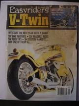 Easyriders V Twin magazine 259 January 1995 - $5.99