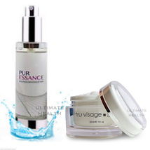 Truvisage Anti-Aging Cream Diminish Sun & PurEssance Anti-Wrinkle Face S... - $149.99
