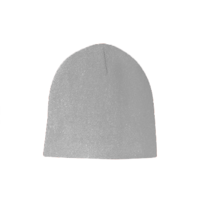 Case of [360] Beanie Caps - Grey