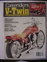 Easyriders V Twin 261 March 1995 - $5.99