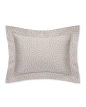 Sferra Kennio Sable King Sham Taupe 100% Egyptian Cotton Sateen Modern I... - $46.00