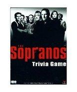 The Sopranos Trivia Game - $9.89