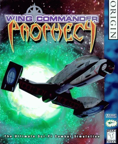 Wing commander prophecy pc windows 98 video games for Wing commander prophecy