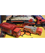 Fire Engines - Set of Three  Trucks (Cars) - $4.95