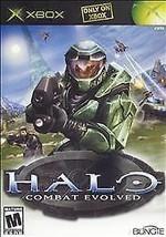 Halo: Combat Evolved (Microsoft Xbox, 2001) - $9.95