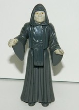 Star Wars Emperor Palpatine Premium Mail Off PVC Figure 1984 Kenner LOOSE - $29.02