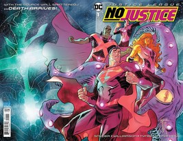 Justice League No Justice #1 NM - $3.95