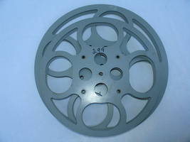 16 mm Take Up Reels-Two Sizes Man Cave Wall Art Theater Decor - $28.00