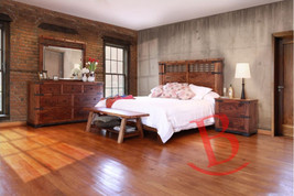 Queen Jones 4 Piece Bedroom Group - Solid Wood - Quality Set - $3,351.15