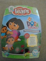 Dora the Explorer Leap Frog Little Leaps Learning Game See Entire Descri... - $6.95