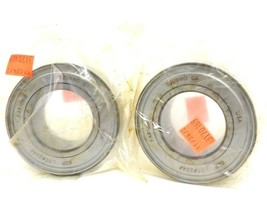 LOT OF 2 NEW FAFNIR 5209WD DOUBLE ROW BALL BEARING 5209WD-C1