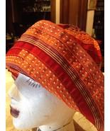 Nemesis Hippie Style Tangerine Sun Hat - $23.38