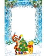 Christmas Winnie The Poo & Tigger Christmas Stationery Printer Paper 26 ... - $11.87