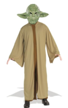 Star Wars Child's Yoda Costume Dress Up Cosplay Small Rubies 88201 - $11.87