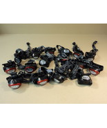 Superex Single Headlamp 10 LED Black/Red Lot of 16 692551 - $34.61