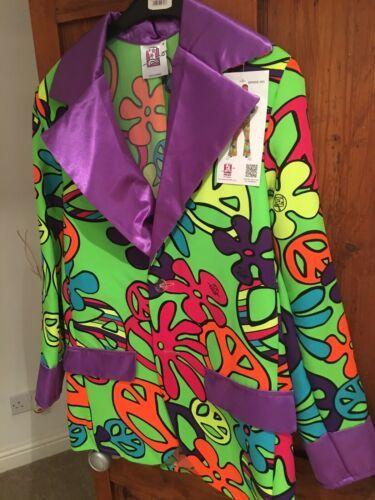"""Green Peace Hippy Jacket 40"""""""