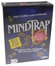 Outset Media Mindtrap Party Game Family Puzzles Mysteries Brainteasers Q... - $18.95