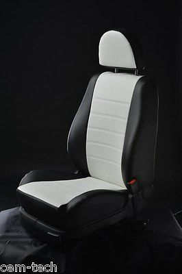 soul genuine kia seat covers leather black