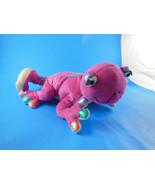 Ganz Webkinz Pink Sparkly Glamour Gecko Plush  No Code Very Cute - $5.96
